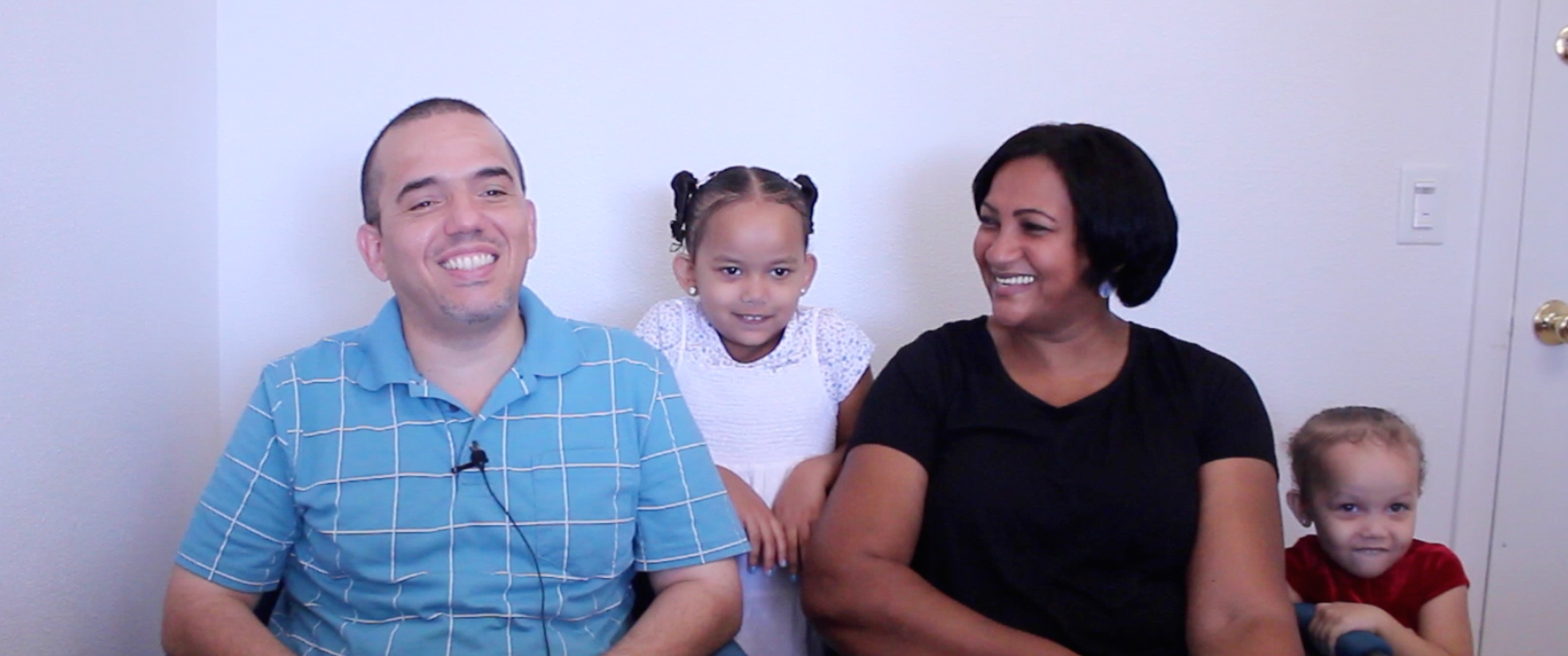 The Irizarry Family