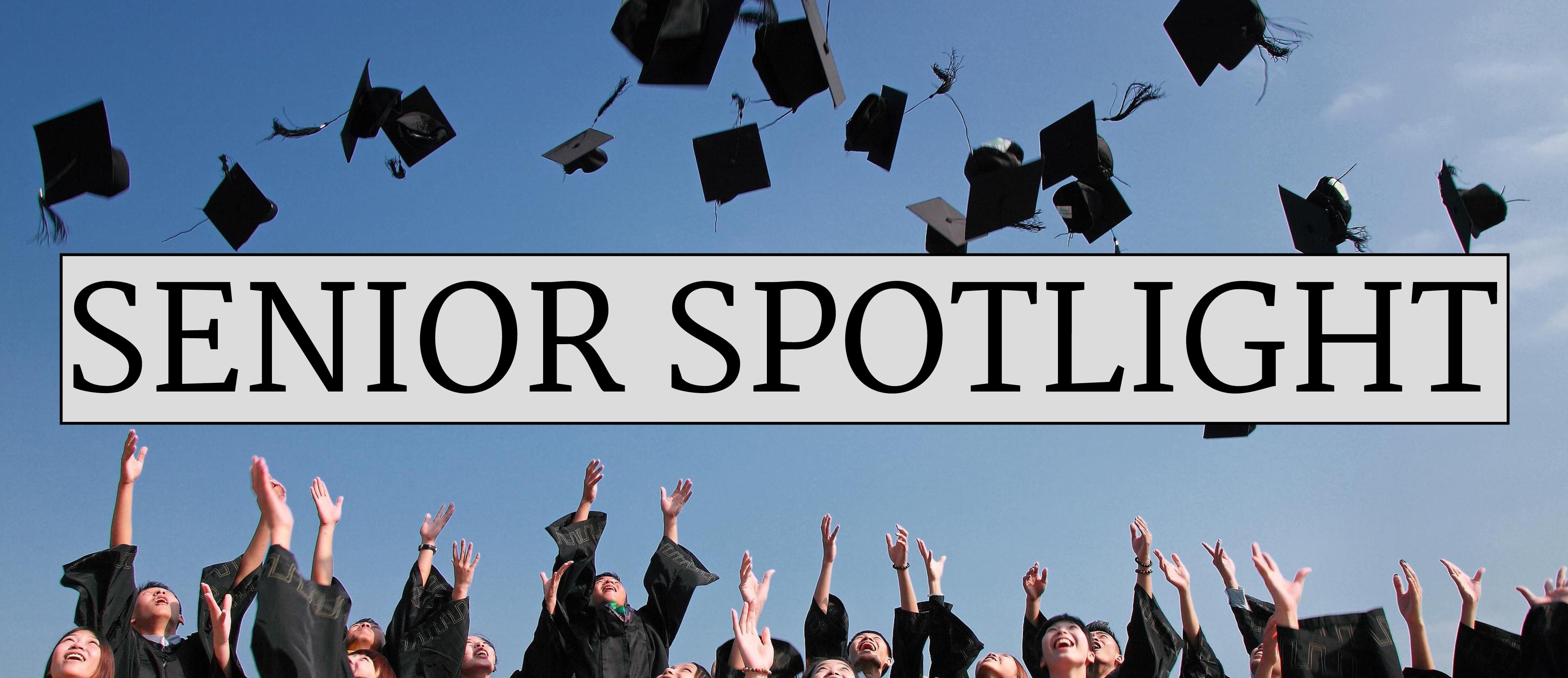 Senior Spotlight: Noah Pittenger